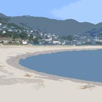 二タ間海岸